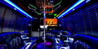 Cheap Party Bus Deals in Los Angeles