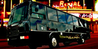 35 Passenger Party Bus Service in Los Angeles
