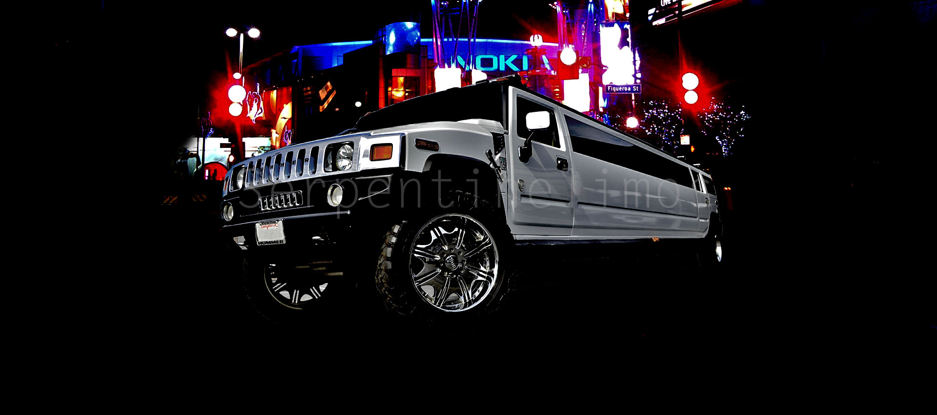 Los Angeles Hummer Limo Rentals
